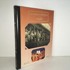 LES ANNEES MEMOIRE : 1936 - Larousse / Notre temps magazine - BA77A