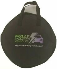EV cable travel bag. Keep your cable or charger safe and tidy.