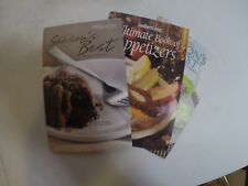 COOK BOOK assortment. daily bread, appetizers over 100 recipes