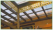 Polycarbonate Roofing 3.0m Corrugated 3 colors - $10.60lm