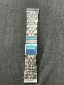 Authentic Breitling for Bentley Speed Stainless Steel Bracelet Band # 990A