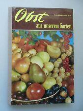 Obst aus unserem Garten Obstbaubuch für jedermann 1961