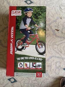 "Radio Flyer Classic 12"" Cruiser Kids Bicycle NIB"