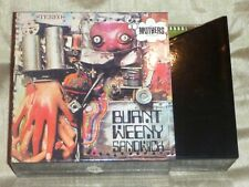 FRANK ZAPPA JAPAN MINI BOX BURNT WEENY PROMO BOX 6 CDS MOTHERS OF INVENTION.