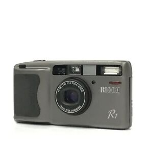 Ricoh R1 Point & Shoot 35mm Compact Film Camera From JAPAN - AS-IS TK03A