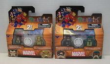 Marvel Minimates WINTER SOLDIER HYDRA ELITE WOLVERINE ULTRON DRONE TRU WAVE 18