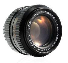 Agfa Color Multi-Coated 1:1.4 50mm für Pentax-K - 35201
