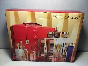 Estee Lauder Blockbuster 2019 Holiday Gift SetTrain Case COOL(u Pick) Pls Read
