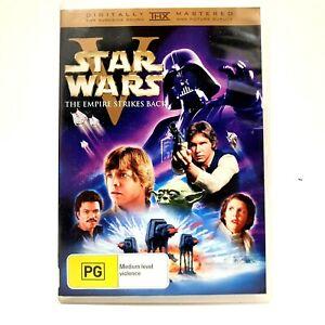 Star Wars - Episode V - The Empire Strikes Back (DVD, Region 4, 1980)