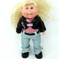 Cabbage Patch Kids doll Blonde hair Pop Star Toys r Us Small