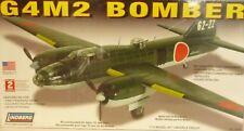 Lindberg 1/72 G4M2 Bomber Model Kit 70562