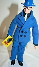 """Vintage 9"""" Dick Tracy - ( Itchy ) Action Figure Doll By Applause"""