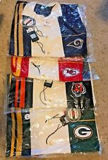 """NFL """"Repuesto"""" para hombre estilo retro años 50 Bowling camisa-muchos equipos para elegir"""