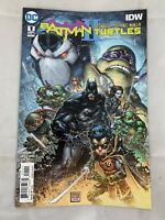 Batman/Teenage Mutant Ninja Turtles II Number 1. DC Comics IDW February 2018