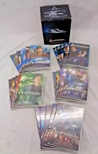 Andromeda Complete Series on DVD - NTSC - 30 Discs