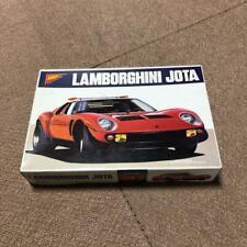 Nichimo Lamborghini Jota 1/24 Modelo Kit Vintage #11414