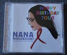 Nana Mouskouri, happy birthday tour, CD