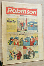ROBINSON n°262 de 1941