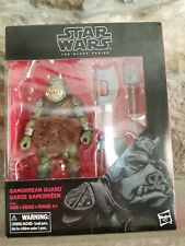 Star Wars The Black Series 6 Inch - Gamorrean Guard Target Exclusive
