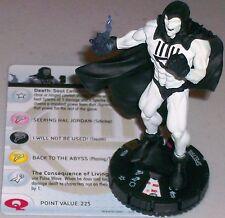 Spectre(Black Lantern) #050B War of Light Dc HeroClix Super Rare