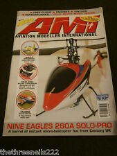 AVIATION MODELLER INT - NINE EAGLES 260A SOLO-PRO - MAY 2010