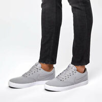 NIKE SB CHECK SOLAR CANVAS Trainers - Atmosphere Grey - UK Size 8.5 (EUR 43)