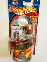 Hot Wheels Highway 35 World Race Scorchers #31/35 Red Baron Nitrox NEW!