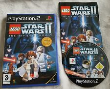 PS2 LEGO Star Wars II (2): The Original Trilogy for PS2 (1)