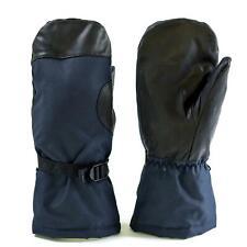 Original Dutch army mittens NATO winter gloves military blue navy maritime NEW