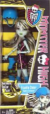 "Monster High Skultimate Roller Skate Derby Maze Frankie Stein 10""  Doll - NEW"