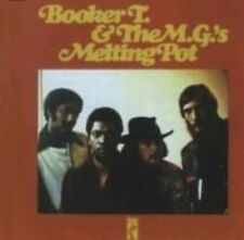 Melting Pot 0025218852128 by Booker T & Mg's CD