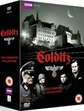 COLDITZ the complete BBC series collection box set. Robert Wagner. New DVD.