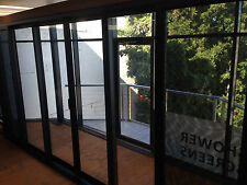SLIDING STACKER DOOR | ON SPECIAL | ALUMINIUM - DOUBLE GLAZED - 2360H X 4810W
