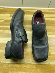 POD Hamish Leather Slip On Shoes UK9 (43)