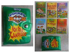 Non solo campeggio Disney Pocket GM Giovani Marmotte Il minimanuale mini manuale