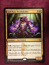 Rakshasa Deathdealer   VO  -  MTG Magic (Mint/NM)