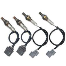 4pcs Air Fuel Ratio O2 Oxygen Sensor Upper+Down For 2005 2006 Honda Odyssey 3.0L