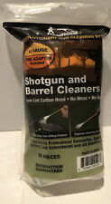 60 Pieces RamRodz 12 Gauge Shotgun and Barrel Cleaners New Free Shipping Usa