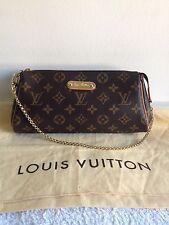 Louis Vuitton Eva clutch/shoulder bag with cross body strap