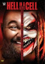 WWE: Hell in a Cell 2019 (DVD,2019)