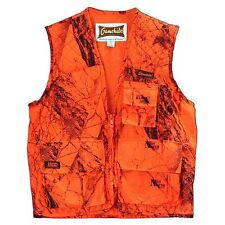 GameHide Sneaker BIG GAME Vest Naked North Blaze Camo SIZE 2XL. 201 OC-2X