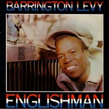 Barrington Levy - Englishman LP - Prince Jammy Scientist Record - VINYL ALBUM