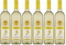 Barefoot Pinot Grigio California Weißwein 12,5% vol. 6 x 0,75l