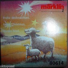 Märklin 80614 - Weihnachtswagen 2004 Christbaumkugel Spur Z