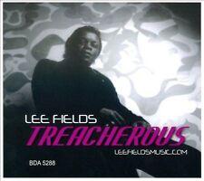 Lee Fields -  Treacherous Slipcase - New Factory Sealed CD
