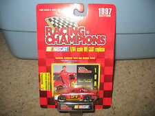 Nib Racing Champions Nascar 1997 Edition Red Bill Elliot McDonalds, w/Card,Stand