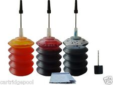 Refill ink kit for Lexmark 15A X2600 X2650 X2670 90ML C