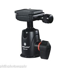 Vanguard Tbh-100 Ball Head With Quick Release Supports 22 Lbs.