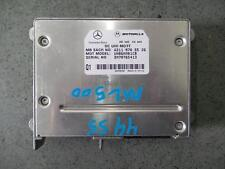 MERCEDES M CLASS W164 09/05- , BLUETOOTH PHONE MODULE, P/N A2118705526