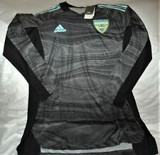 Seattle Sounders long sleeve jersey 2019 MLS Champions patch NWT men's medium